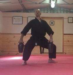 Hojo undo training